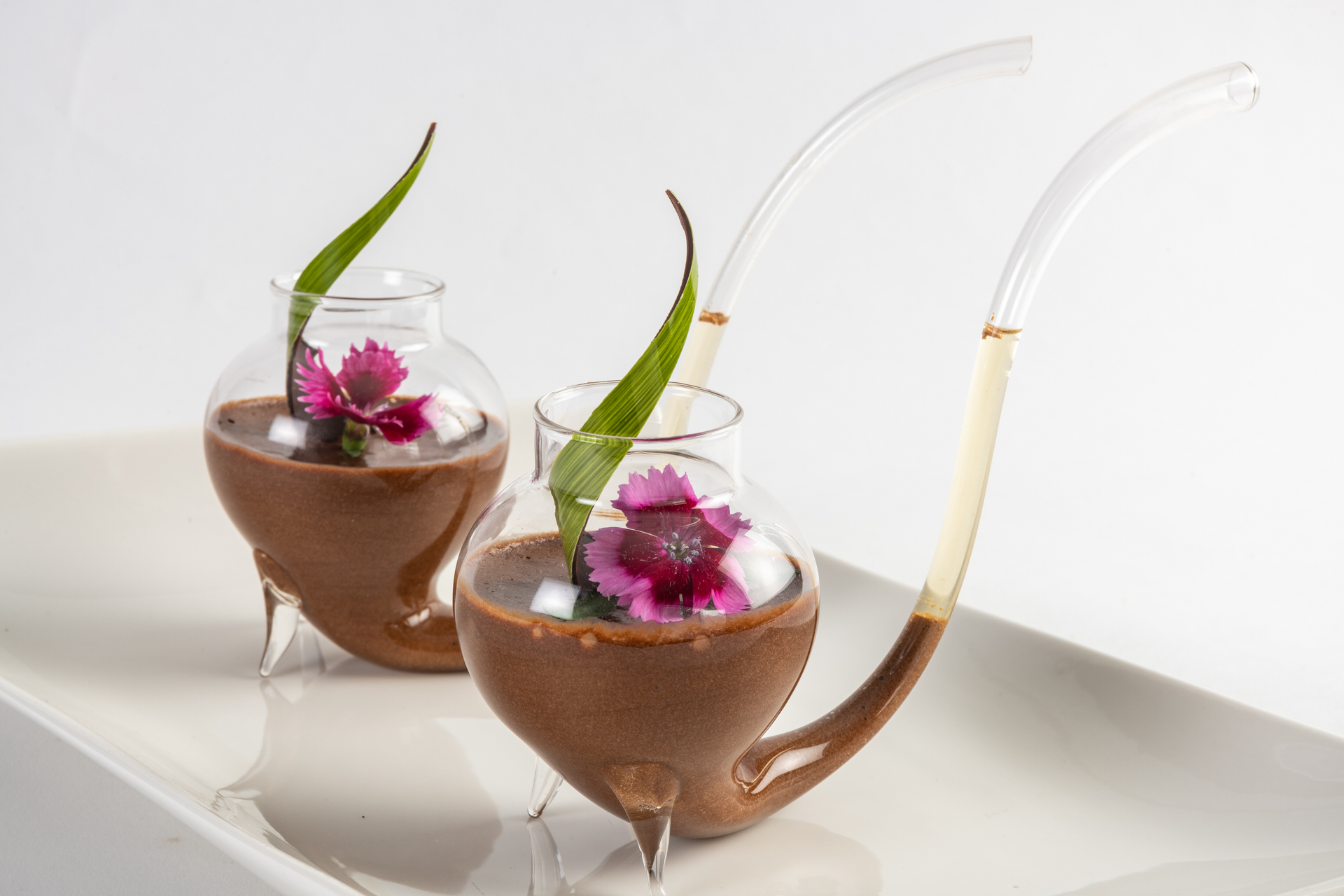 Verrine de Mousse de Chocolate